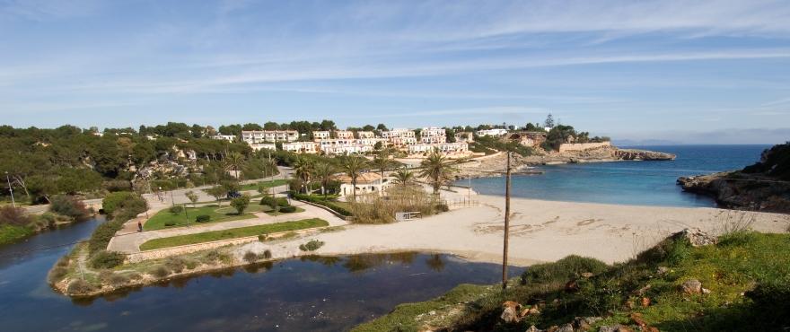 Badebucht Cala Murada, Mallorca
