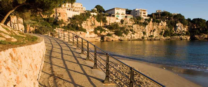 Badebucht Cala Murada bei Porto Cristo