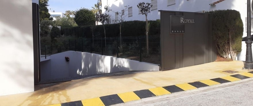 Parking - Royal Banus, Marbella