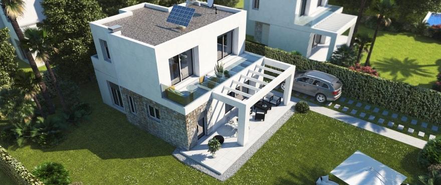 Las Villas de Dalt de Sa Rápita, Chalet con jardín en venta, Mallorca