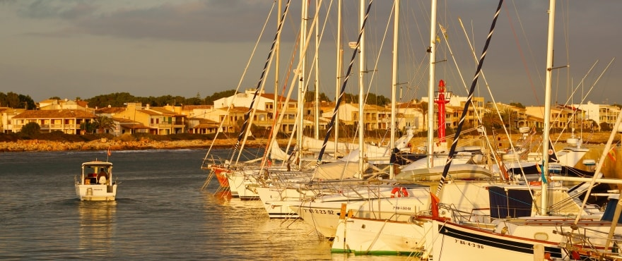 Yacht Club S'estanyol, Llucmajor,