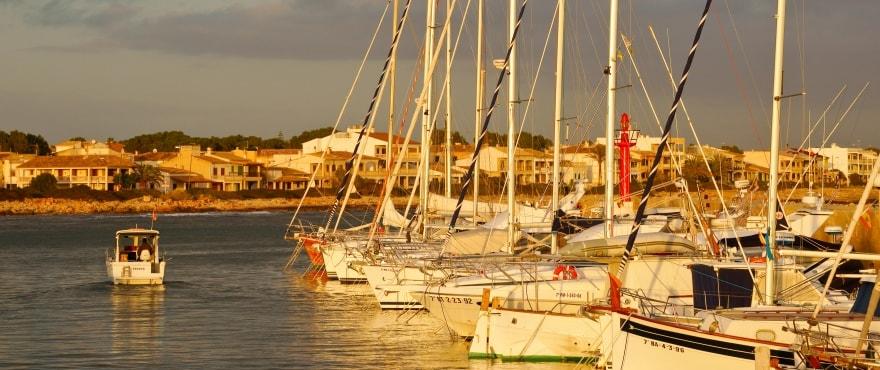 Yacht Club S'estanyol, Llucmajor,
