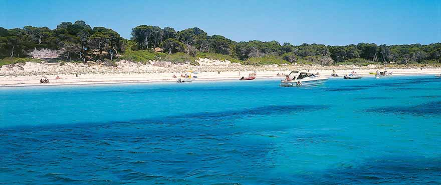 Es Trenc beach, Majorca, Balearic islands