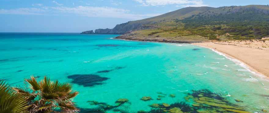 Cala Mesquida, Capdepera, Mallorca
