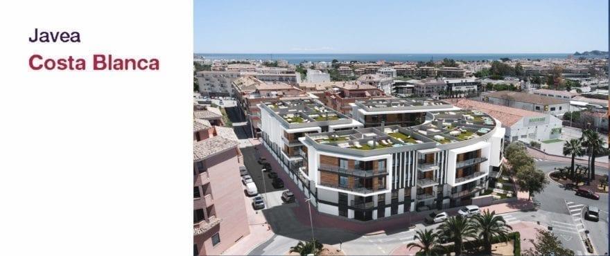 New release: New apartments Javea, Alicante