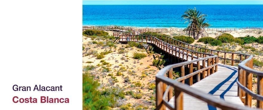 Gran Alacant, Alicante