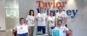 Taylor Wimpey España Reto Solidario 2017