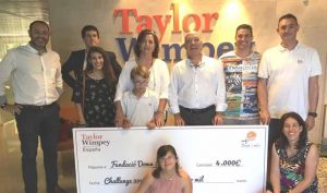 Taylor Wimpey Challenge 2017