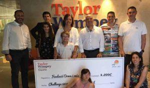 Reto Solidario Taylor Wimpey 2017