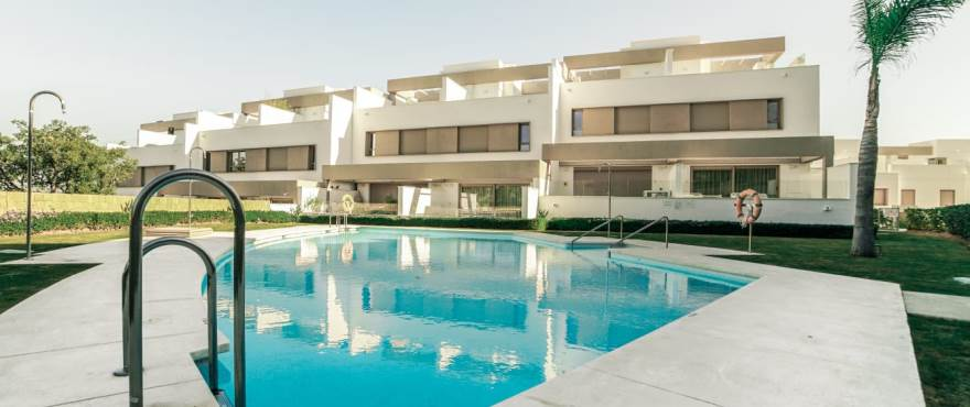 Townhouses for sale in La Cala Resort, Mijas