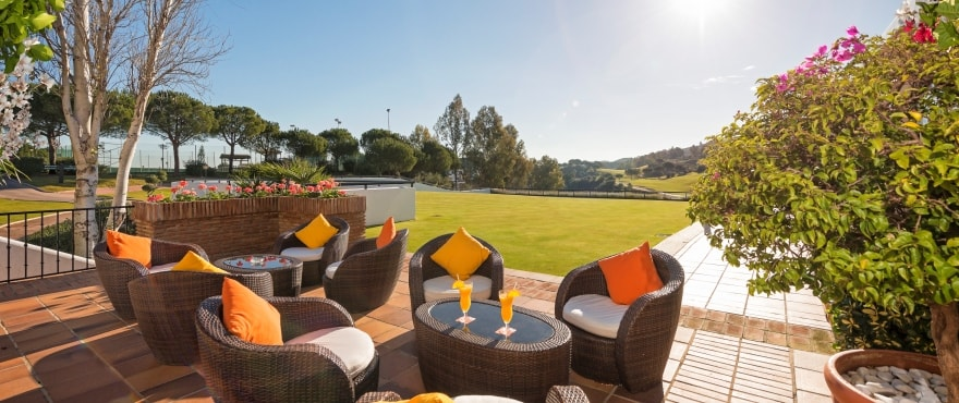 La Cala Golf Resort, MIjas, Club House