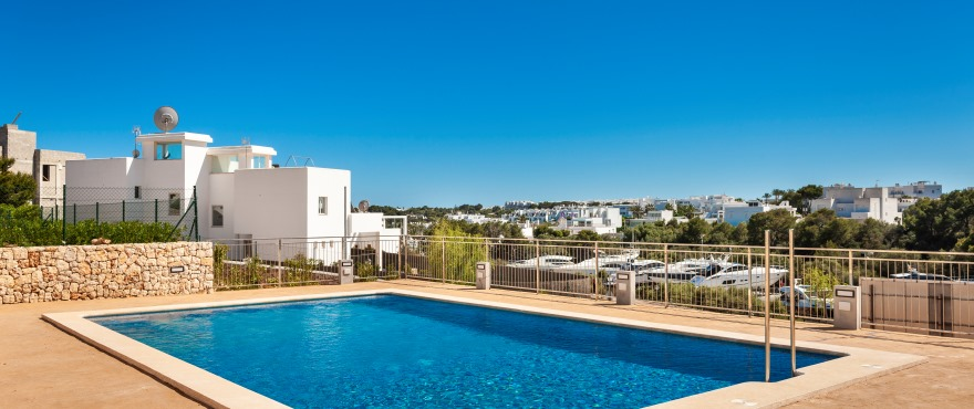Acquamarina, new apartments for sale in Cala D'Or, Majorca
