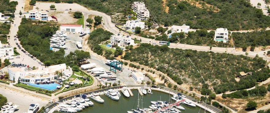 Acquamarina niwuwe appartementen , Cala D'Or, Majorca