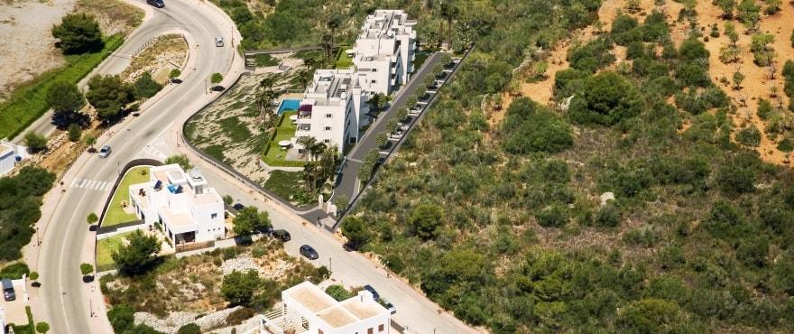 Acquamarina lägenheter, Cala D'Or, Majorca