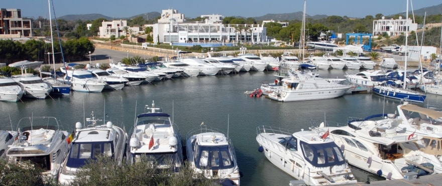 Puerto Deportivo Cala D'Or, Santanyi, Maiorca