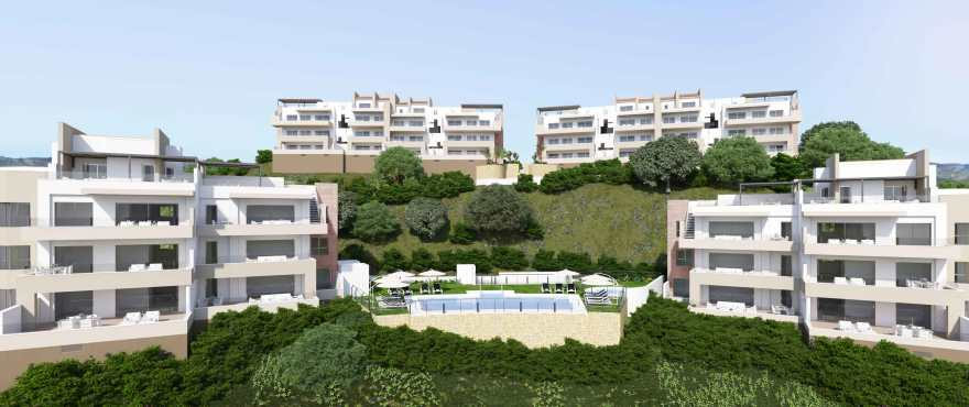 Grand View : nouveaux appartements à La Cala Golf Resort, entre Marbella et Fuengirola