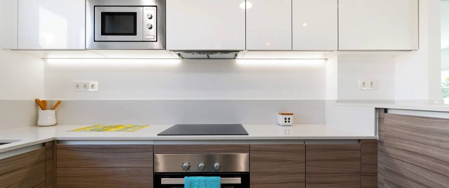 Townhouses in Elche for sale, Alicante: Kitchen. Kiruna Residencial