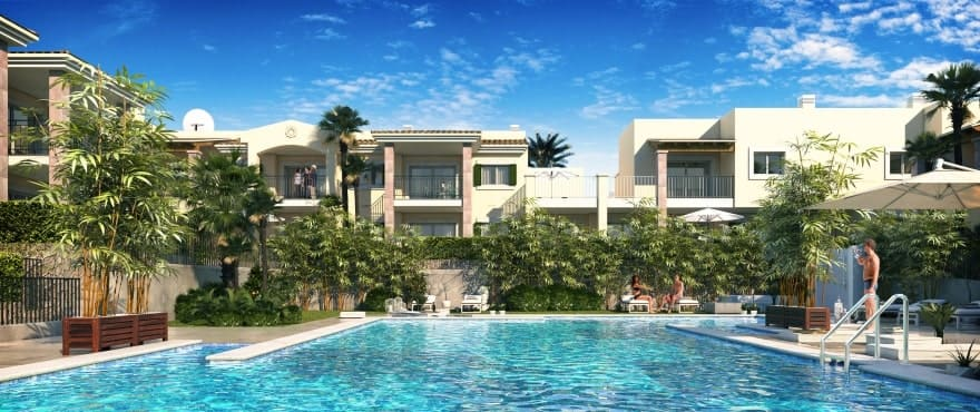 Blue Cove, appartements neufs en vente à Cala Lliteras, Capdepera, Mallorca