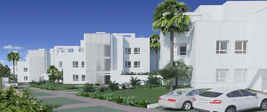 Le Caprice, appartementen, dakappartementen en duplexappartementen met 3 slaapkamers te koop, Benahavis, Marbella