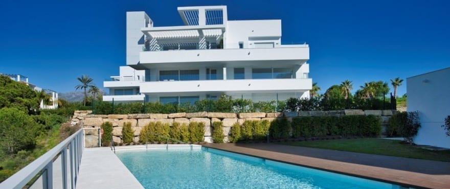 Le Caprice, apartamentos, áticos y dúplex de 3 dormitorios en venta, Benahavis, Marbella