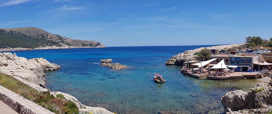 Wohnkomplex Blue Cove, Neubauapartments und Reihenvillen in Cala Lliteras, Capdepera, Mallorca