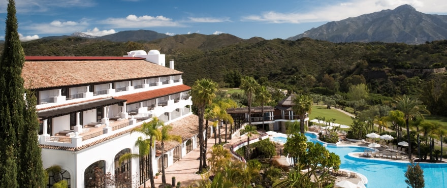 THE WESTIN LA QUINTA GOLF RESORT & SPA, BENAHAVIS, MARBELLA