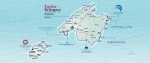 Taylor Wimpey España, immobili in vendita a Maiorca