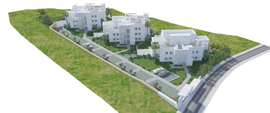 Le Caprice: 3 buildings