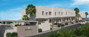 Green Golf, access to the new homes at Estepona golf