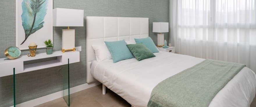 Green Golf, Neubaureihenvillen mit 3 Schlafzimmern zum Verkauf