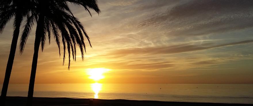 Estepona - Playa Rada alba, Costa del Sol