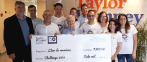 Taylor Wimpey Spain - Challenge 2018