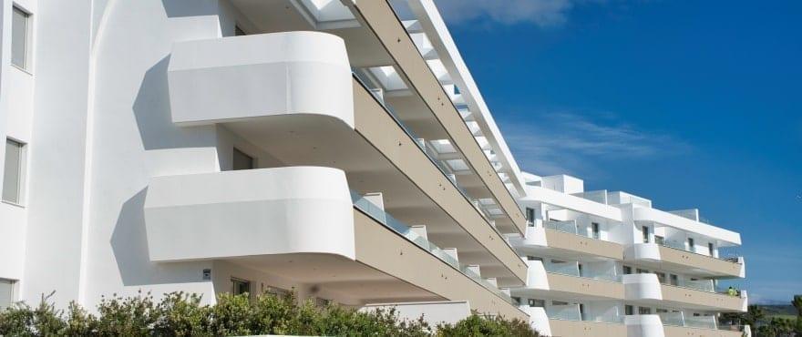 Pier, appartamenti in vendita in prima linea a la Marina de Sotogrande, Cádiz