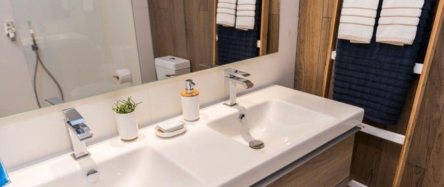 Pier, nuovi appartamenti in vendita con 2 bagni. Finiture di elevatissima qualità