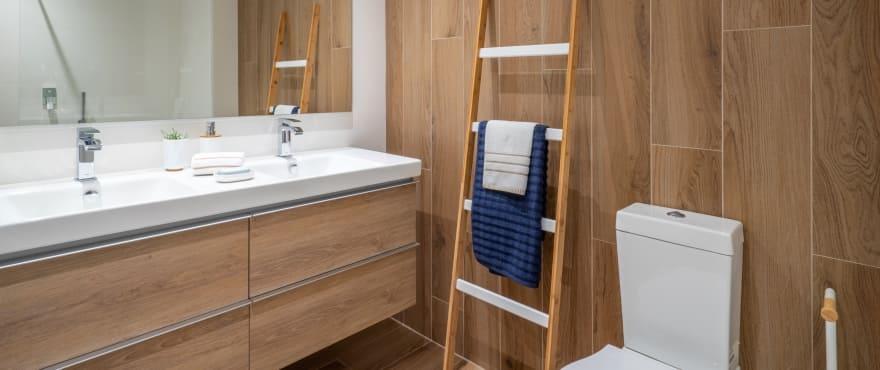 Pier, nieuwe koopappartementen met 2 badkamers. Kwaliteitsafwerking