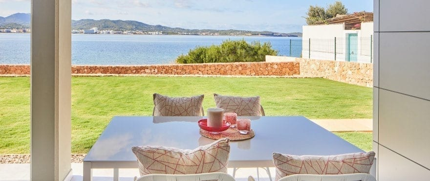 Sunset Ibiza, new apartments with large terraces and sea views