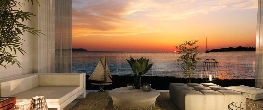 Sunset Ibiza-Cala Gració