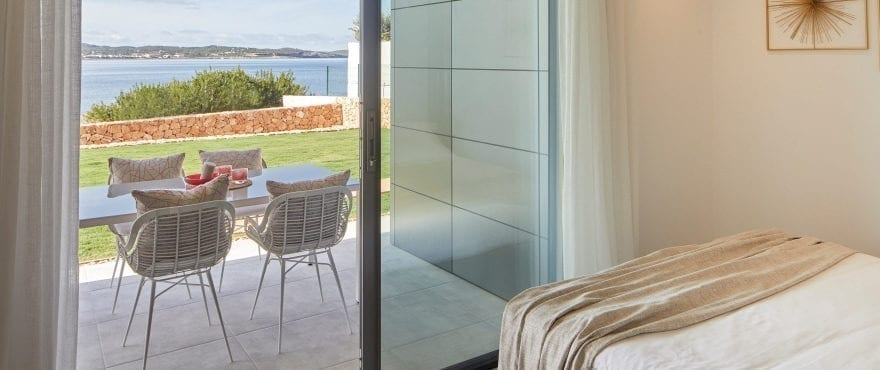Sunset Ibiza, apartments with 2 or 3 bedrooms at Cala Gració