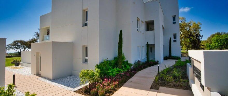 Emerald Greens, Apartments for sale, San Roque Club, Cadiz.