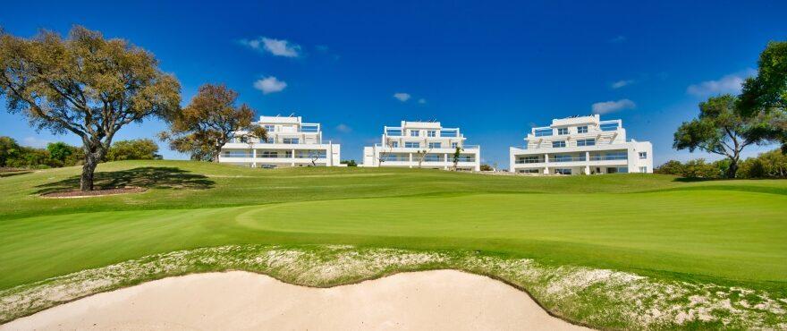 Emerald Greens, Apartments for sale, San Roque Club, Cadiz. Panoramic view