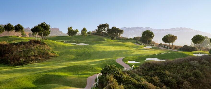 La Cala Golf Resort, Mijas, campo América