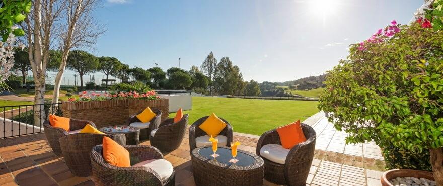 La Cala Golf Resort, Mijas, Clubhouse