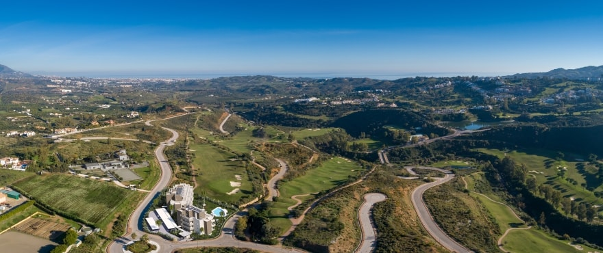 La Cala Golf panoramic views, Mijas