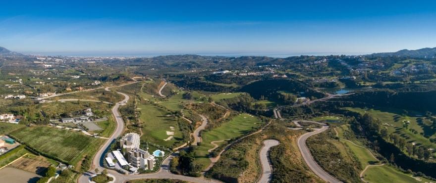 La Cala Golf med panoramautsikt, Mijas