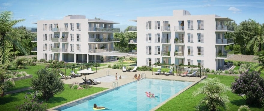 Compass, new apartments for sale in Cala d'Or, Majorca