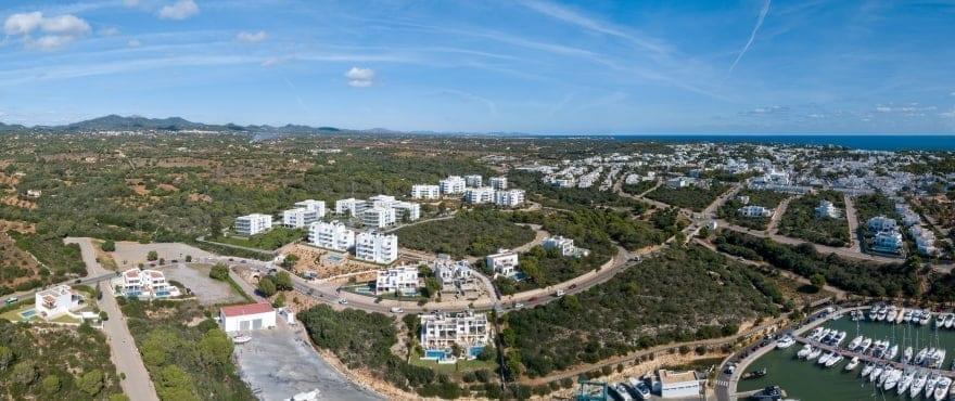 Compass apartments, Cala d'Or, Majorca