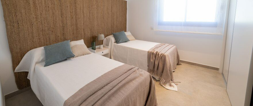 Dormitorio amplio y luminoso, Gran Alacant