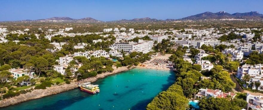 Cala Gran, Santanyi, Mallorca