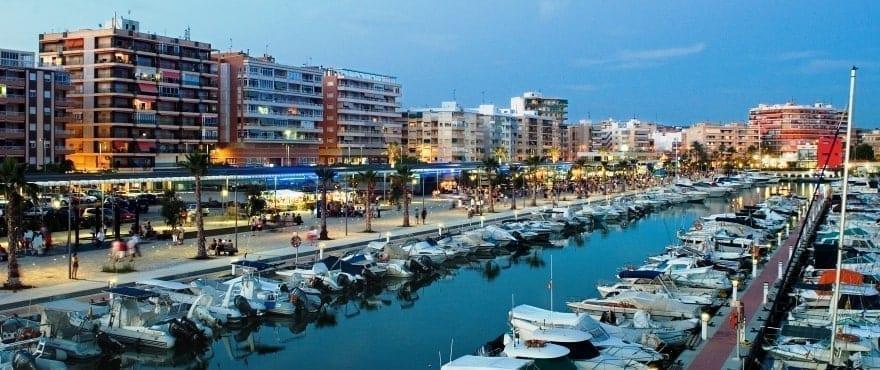 Club nautique Santa Pola, Alicante