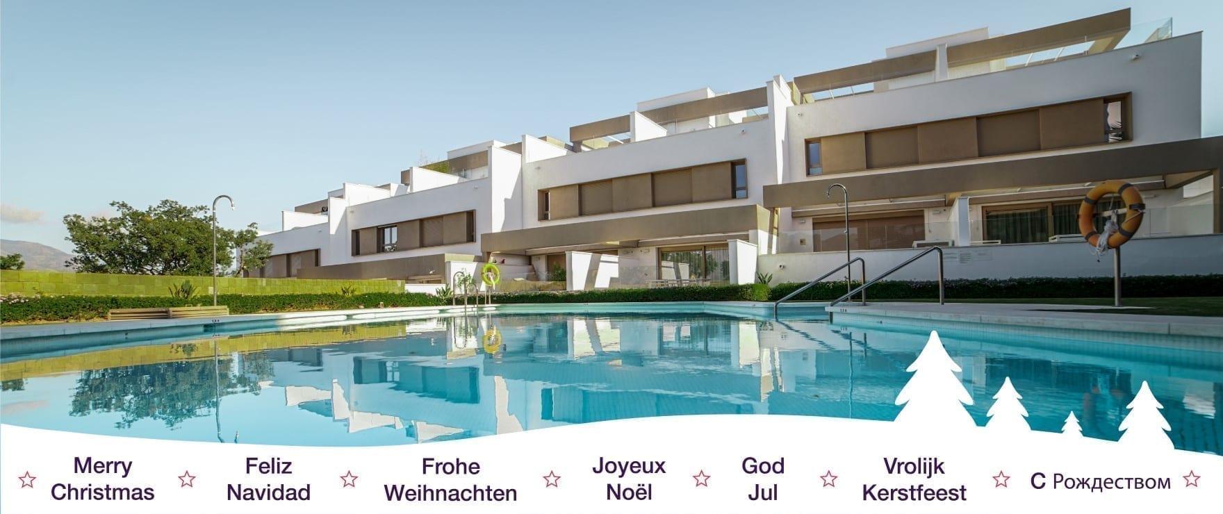 Horizon Golf Townhouses - La Cala Golf Resort, Mijas (Malaga)